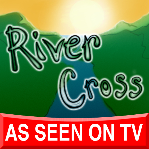 River Cross Logic Puzzle Game app icon