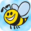 A Bee Sees - Learning Letters, Numbers, and Colors Icon