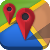 iMaps for Google Maps.